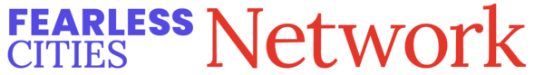 Network FearlessCities's official logo
